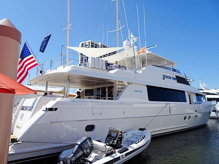 CAPTIVATOR yacht Westport