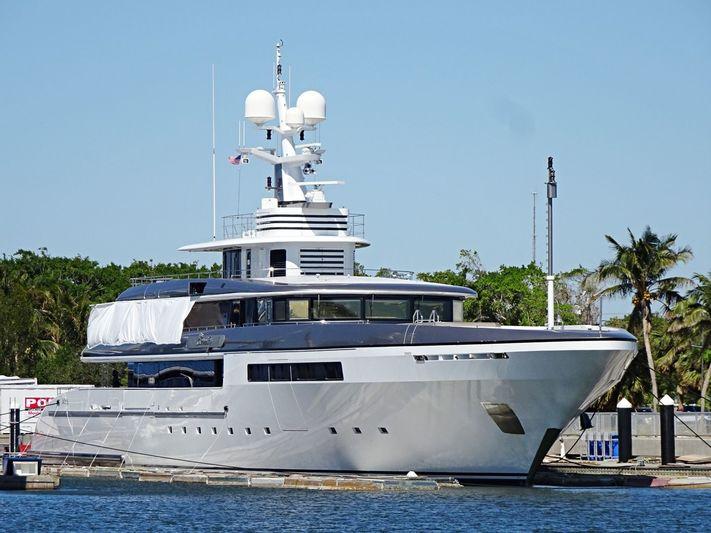 Eternity at Rybovich Marine  in Palm Beach