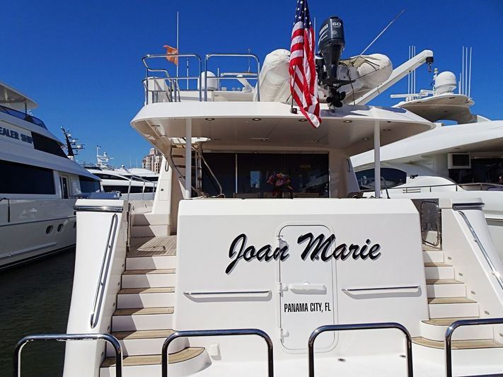 JOAN MARIE yacht Pacific Mariner LLC.