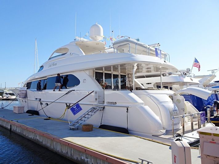 BELLA GIORNATA yacht Lazzara