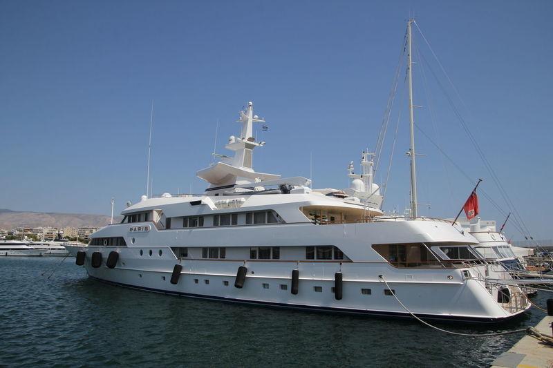 PARIS yacht Amels