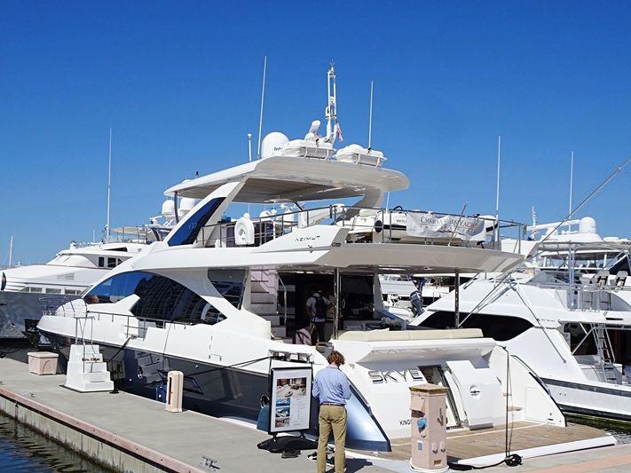 SKYE yacht Azimut