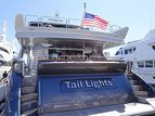 Tail Lights Yacht Azimut