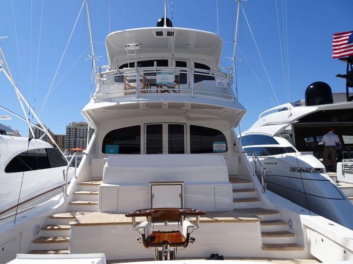 MISS JANE yacht Viking Yachts