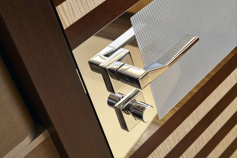 Galactica Star by Heesen Yachts interior details
