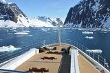 Legend in Antarctica