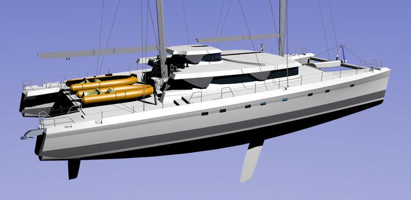 SABRINA yacht Astillero Tecnao