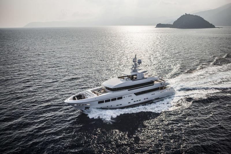 OKKO yacht Mondomarine