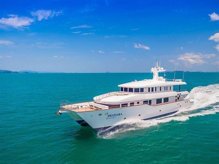 PHATSARA yacht Silkline International