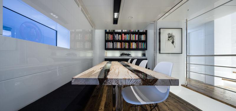 Cyclone study room