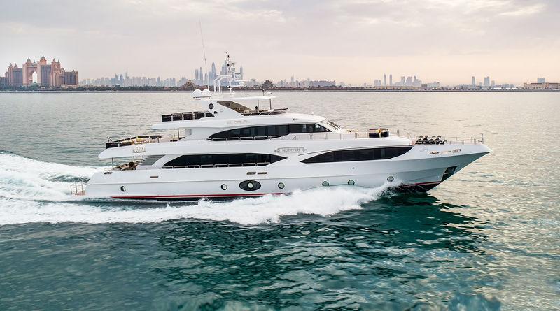Majesty 125 Al Rayan by Gulf Graft