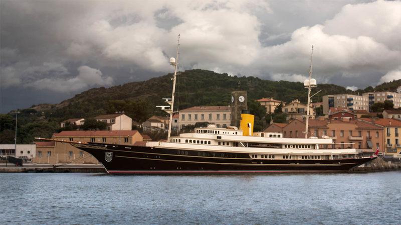 Nero in Port-Vendres