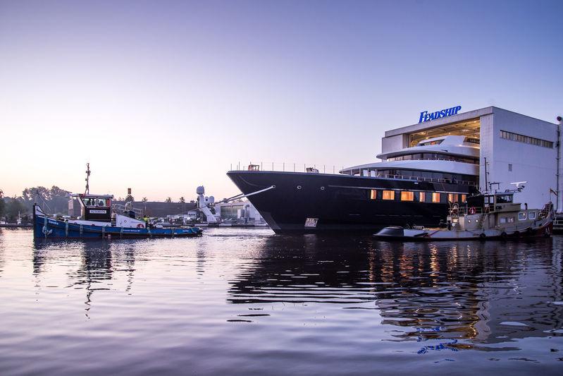 Lonian Launch de Vries Aalsmeer