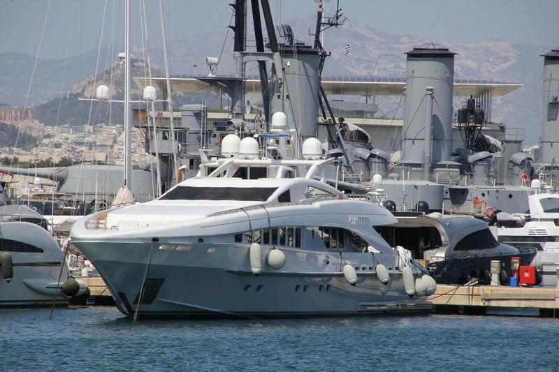 CLIA yacht Heesen