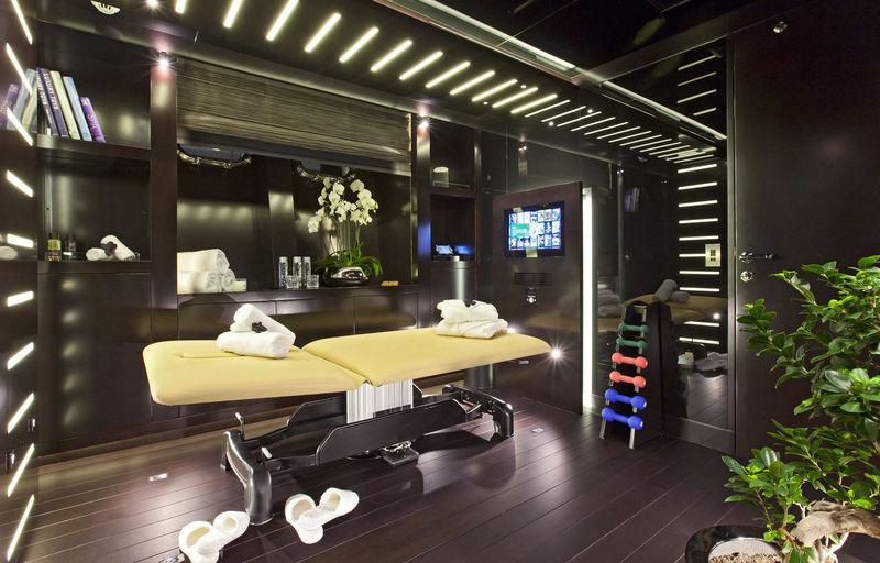 Rush massage room