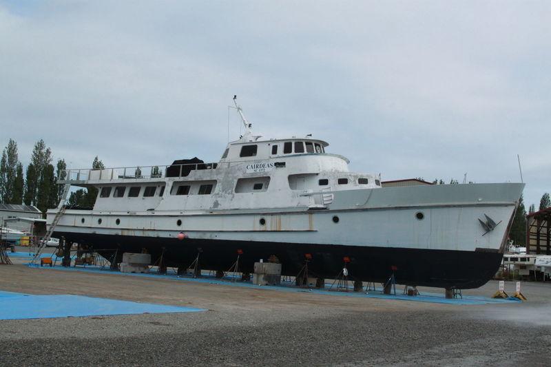CAIRDEAS yacht Fellow & Stewart