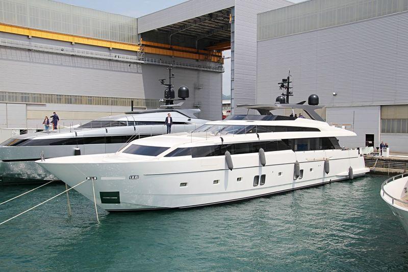 ANDINORIA yacht Sanlorenzo
