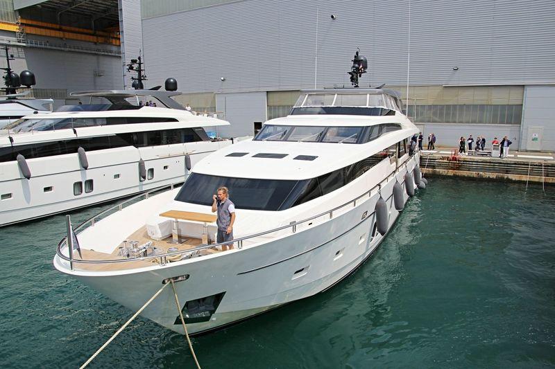 SanLorenzo SL106 The Phat Boat in La Spezia