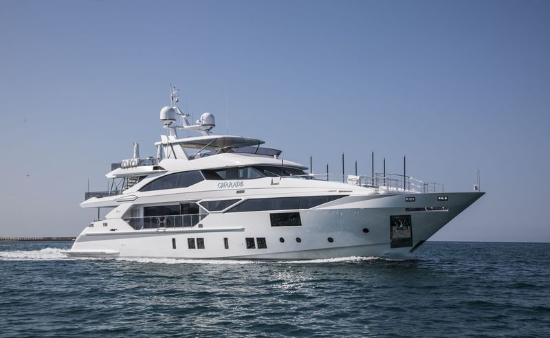 Benetti Vivace 125 Charade delivery