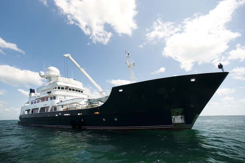 PANGAEA OCEAN EXPLORER yacht Halter Marine