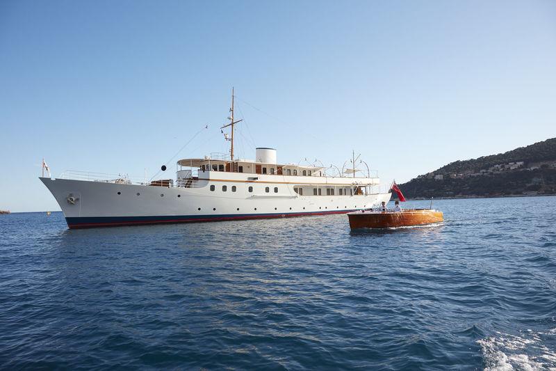 Malahne anchored