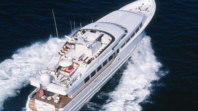 Fantasy yacht