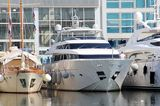 Kavalier  Yacht Sanlorenzo