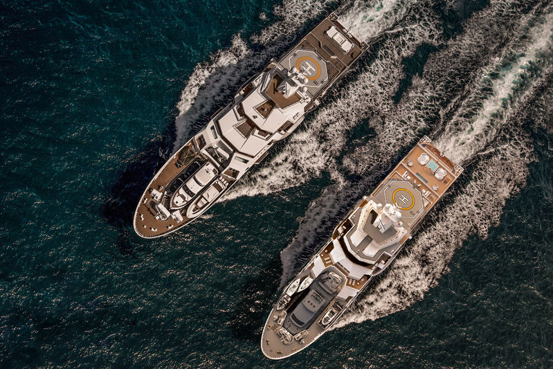 Ulysses and Ulyssses (2015) cruising