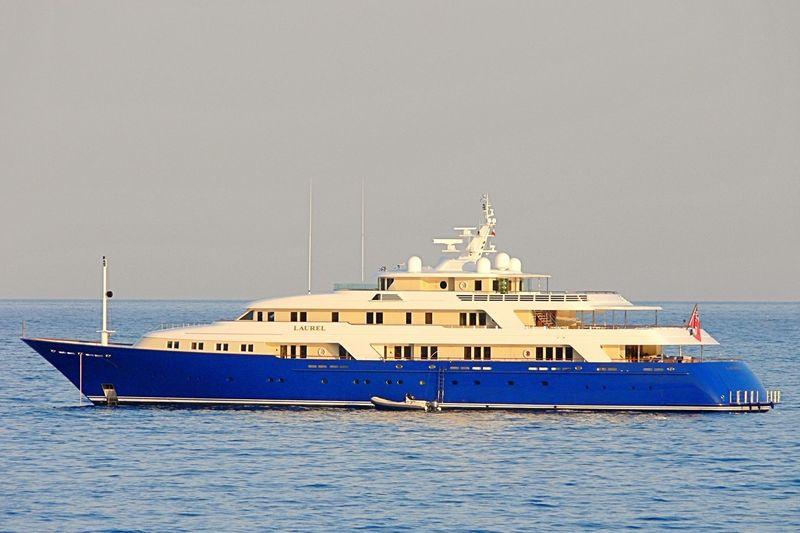 LAUREL yacht Delta Marine