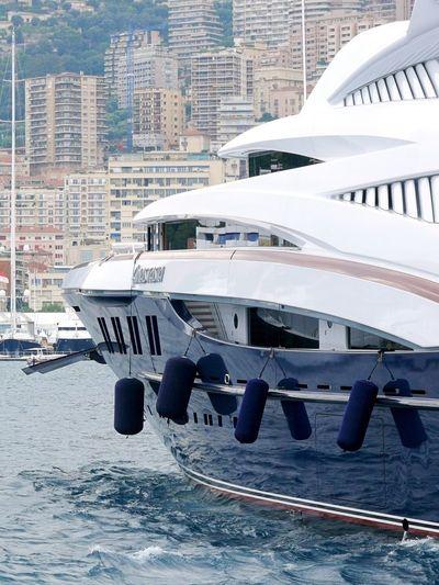 Anastasia in Monaco