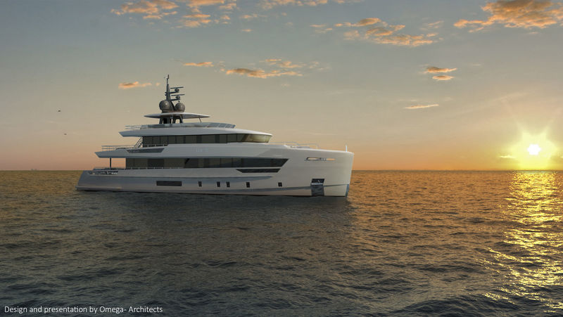 Lynx LOV 38 Superyacht