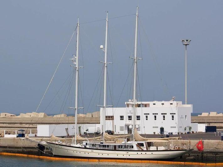 EL BOUGHAZ I yacht Bath Iron Works