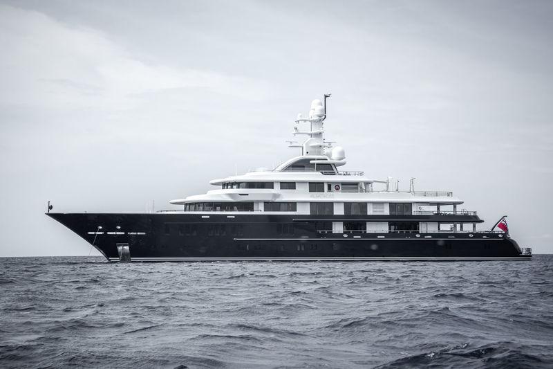 ALBATROSS yacht Delta Marine