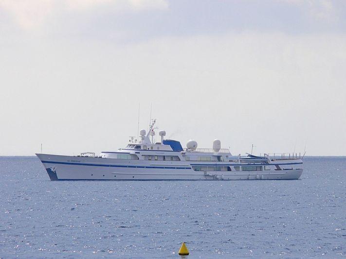 AL DIRIYAH yacht National Bulk Carriers Inc. Ltd.