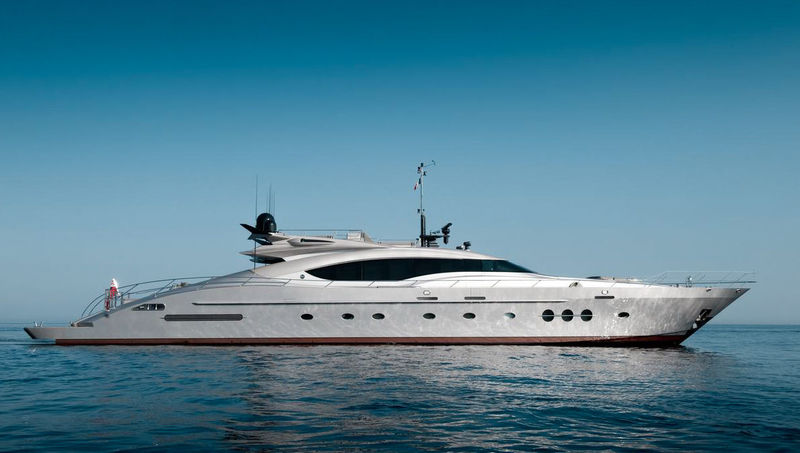 MY IZUMI yacht Palmer Johnson