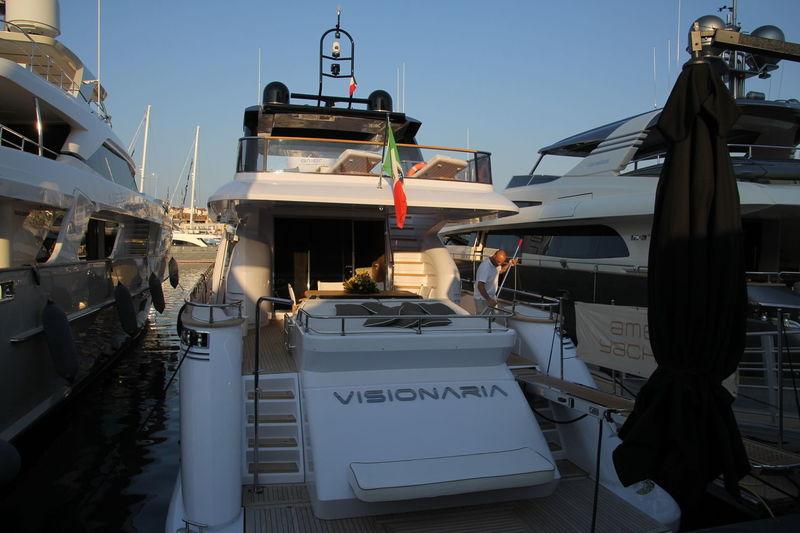 VISIONARIA yacht Permare