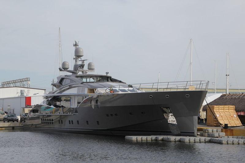 S yacht Palmer Johnson