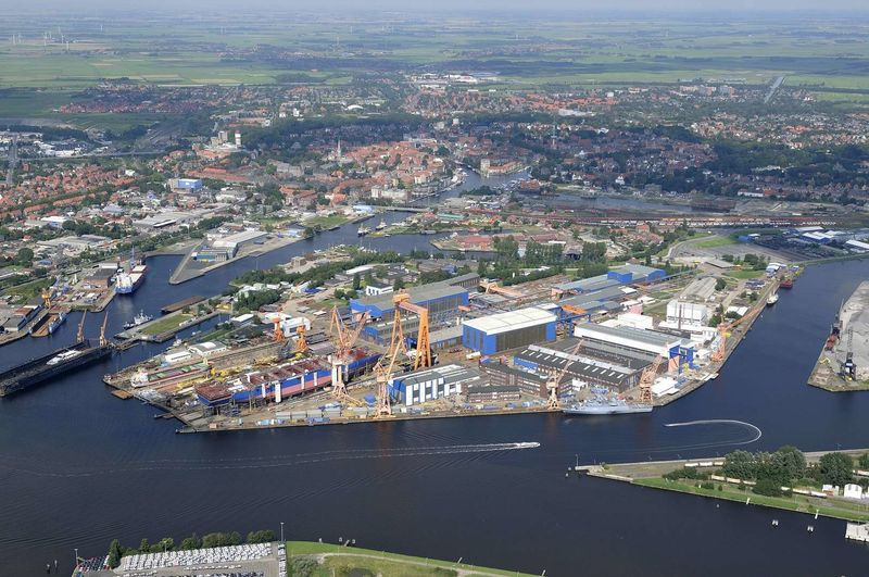 EMDEN DOCKYARD Marketing