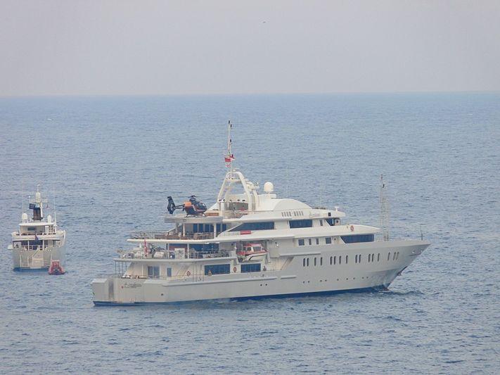 Annaliesse in Monaco