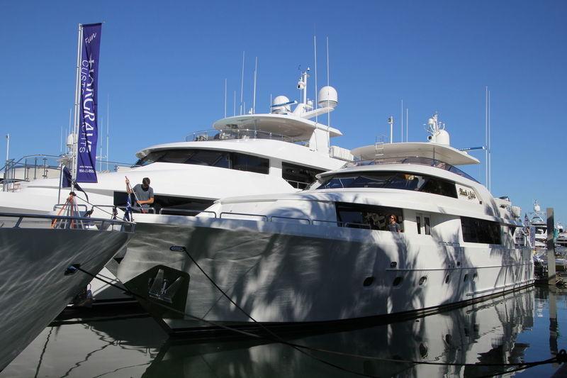 TASIA yacht Westport
