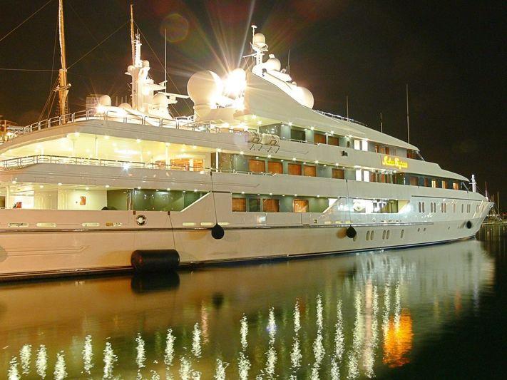 Indian Empress in Monaco
