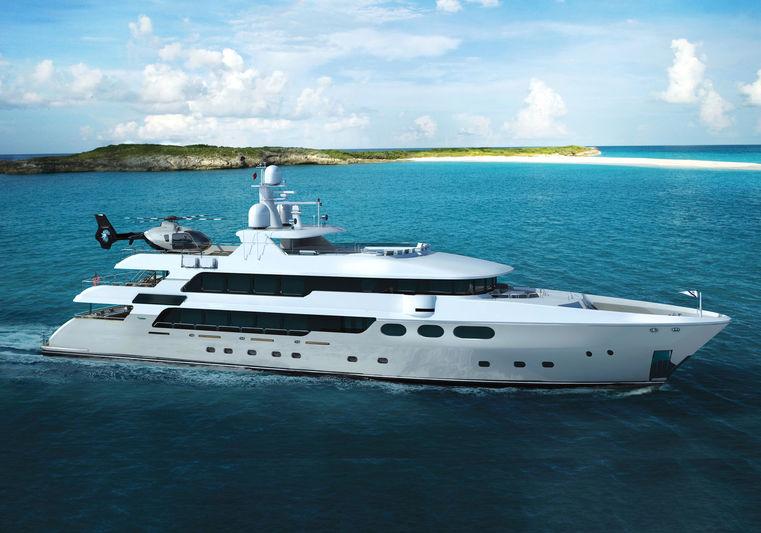 CHRISTENSEN HULL #38 yacht Christensen