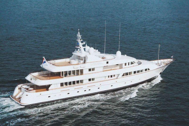 OLYMPIA yacht Feadship