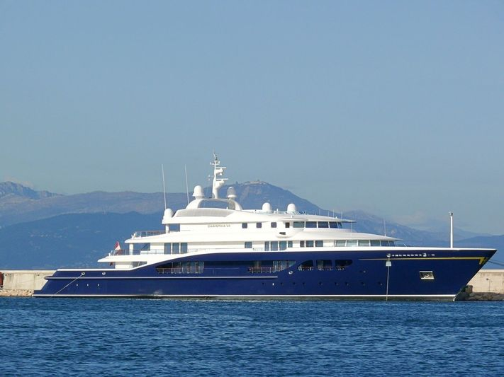 CARINTHIA VII yacht Lürssen