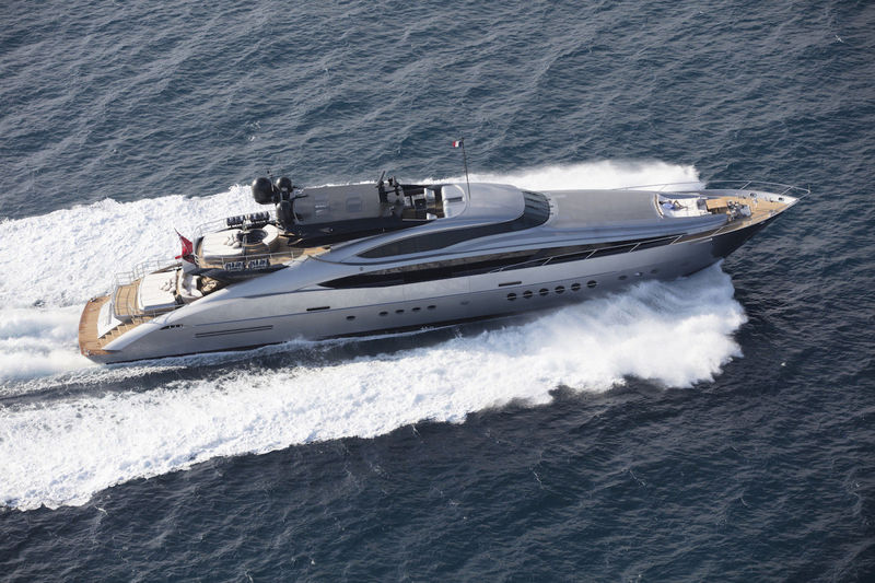 SILVER WAVE yacht Palmer Johnson