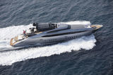 Silver Wave Yacht 45.7m