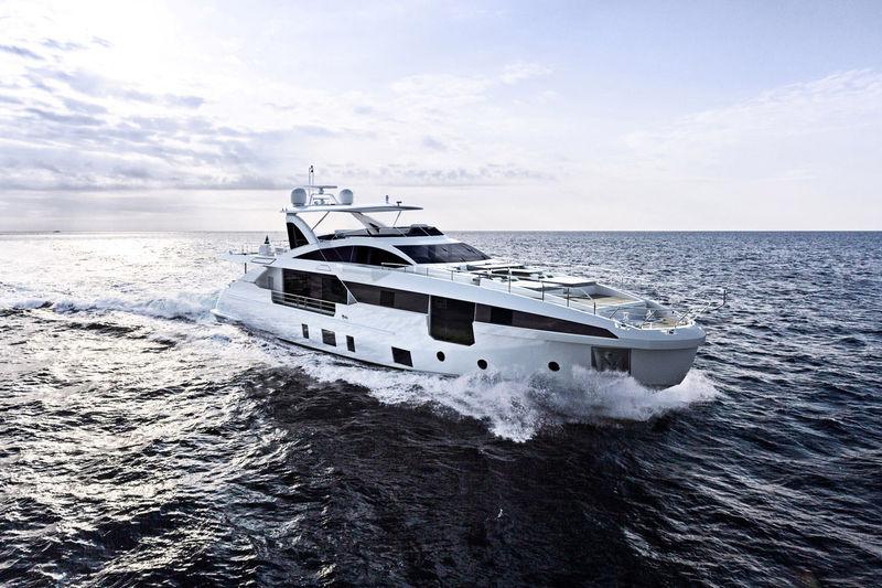 ATLANTIC yacht Azimut