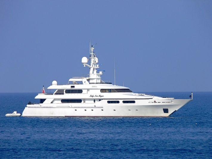LADY ANN MAGEE yacht Codecasa