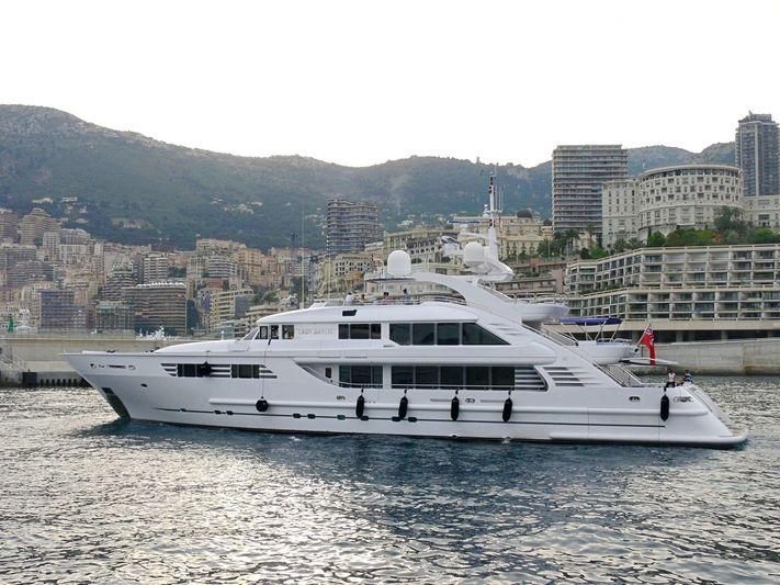 Lady Dahlia in Monaco