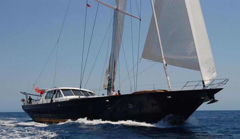 ASIA yacht Culham Engineering